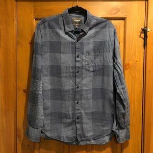 Bonobos Slim Fit Button Down Shirt - size M
